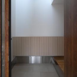 ひなたハウス (玄関)