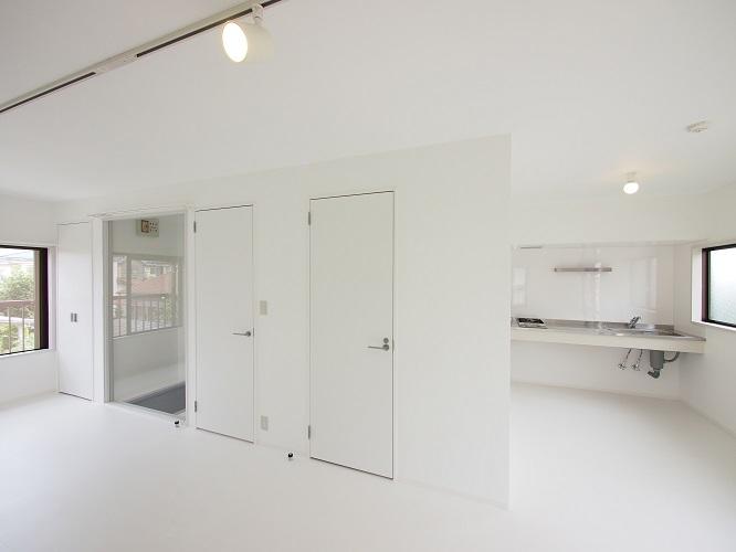 「自分でデザインする」賃貸住宅の部屋 住戸内