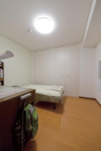 ルームシアターのある暮らしの写真 子供部屋
