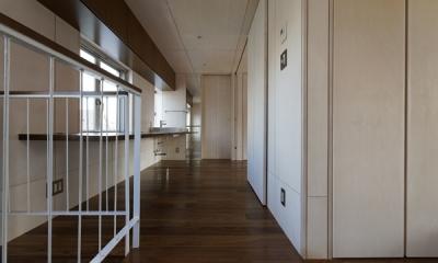 五反野の家 (3階(撮影:淺川敏))