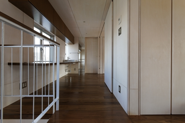 五反野の家の写真 3階(撮影:淺川敏)