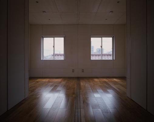 五反野の家の写真 ベッドルーム(撮影:淺川敏)