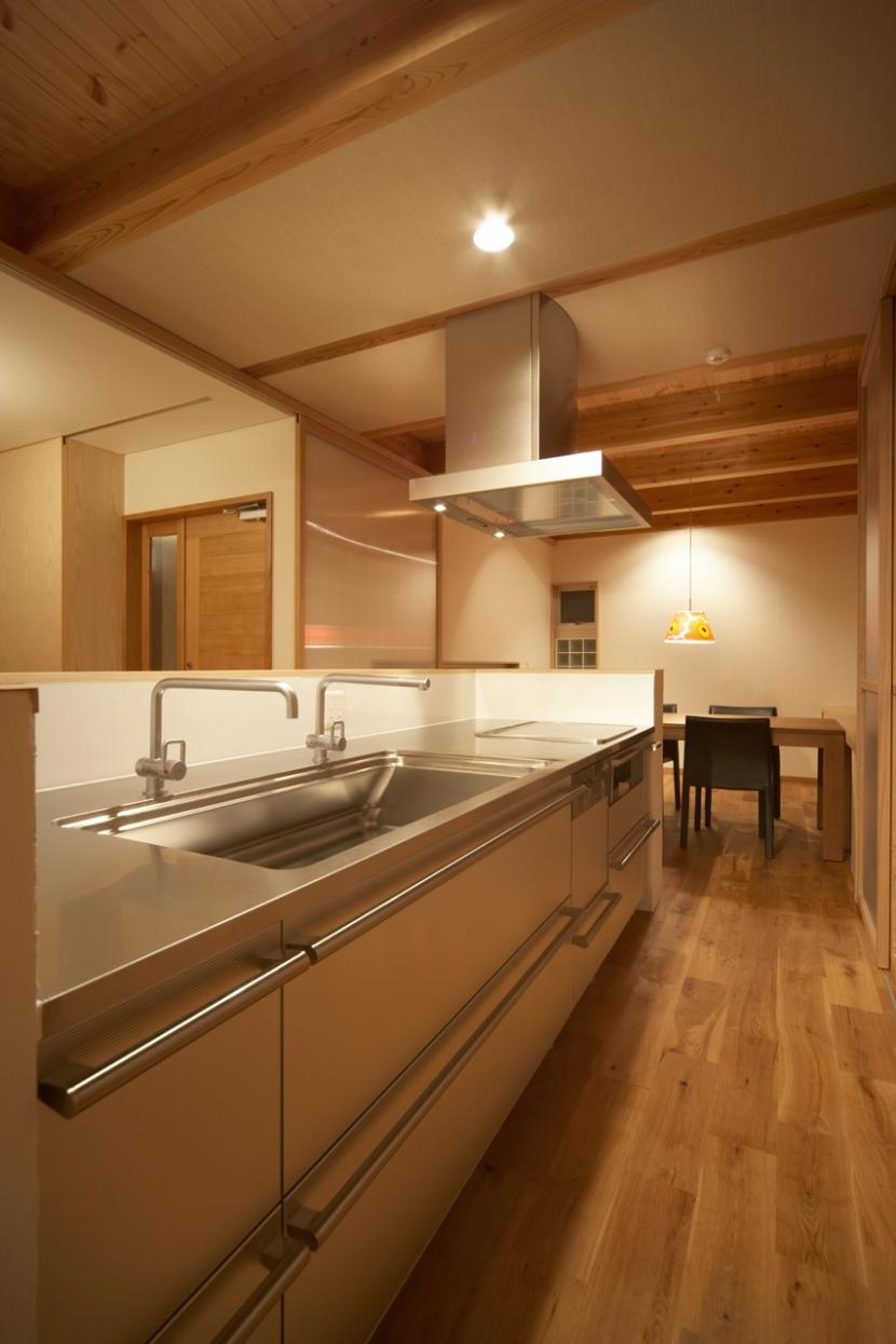 ミラクルハウス・MHSの部屋 キッチン