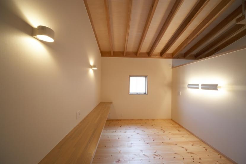 ミラクルハウス・MHSの部屋 子供室