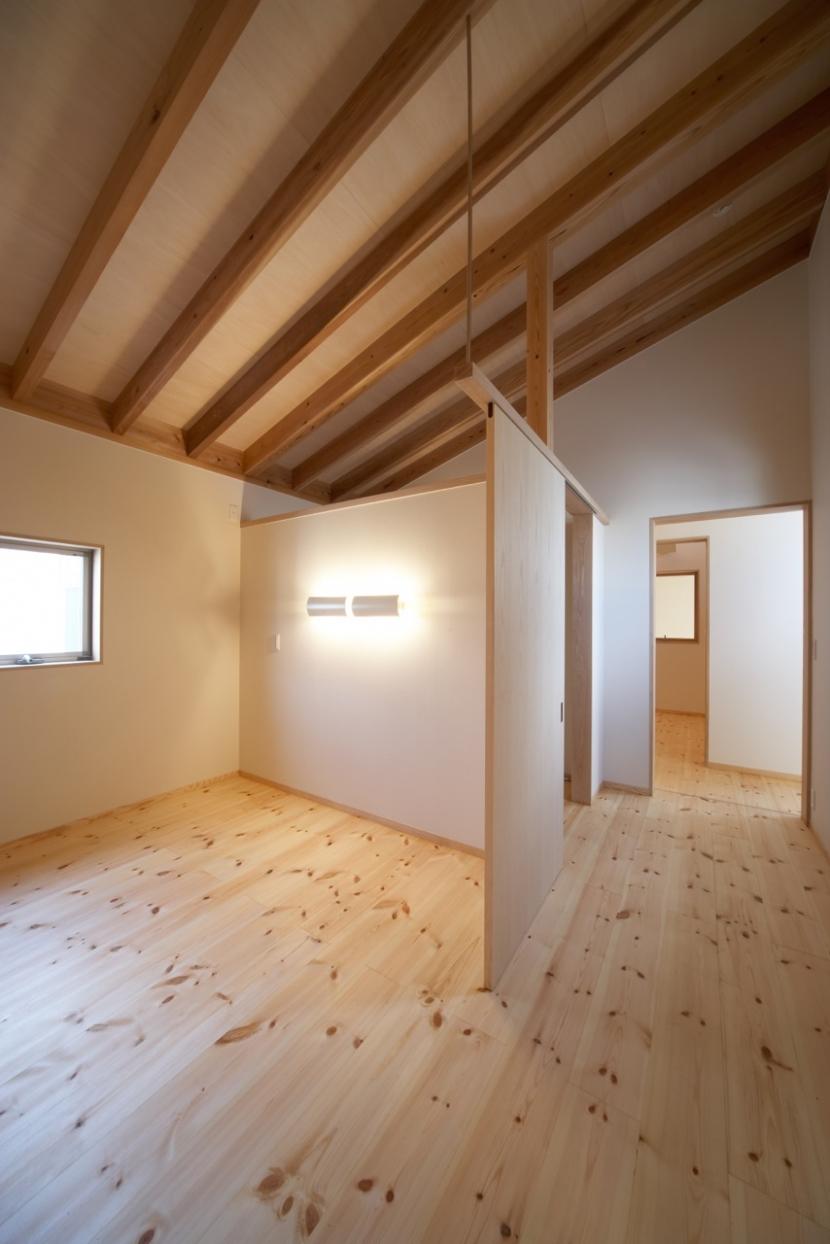 ミラクルハウス・MHSの部屋 主寝室