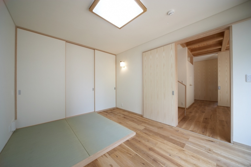 ミラクルハウス・MHSの部屋 和室