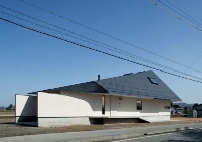 スズムシ荘 (外観)