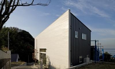 秋谷の家 (外観2(撮影:淺川敏))
