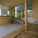 秋谷の家の写真 玄関(撮影:淺川敏)