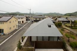 佐野の大屋根 (外観-屋根(撮影:淺川敏))