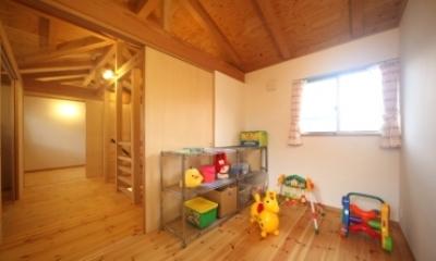 子供部屋|クローバーハウス