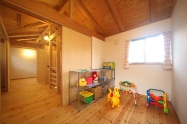 クローバーハウスの写真 子供部屋