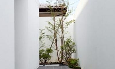 コートハウス (玄関ポーチ)