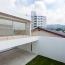 中島健アトリエ一級建築士事務所の住宅事例「コートハウス」
