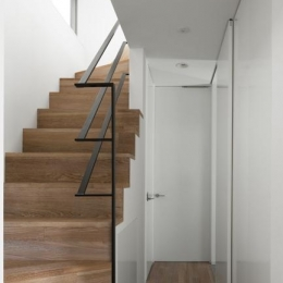 西萩の家 (階段)