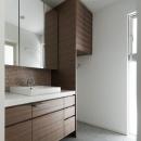 サオビ一級建築士事務所の住宅事例「西萩の家」