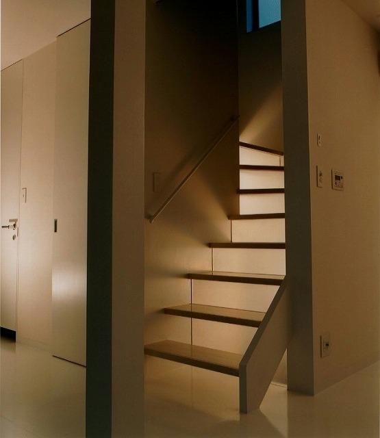 溝の口リノベーションの部屋 階段