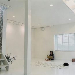 建築家 竹浪 由里の住宅事例「溝の口リノベーション」