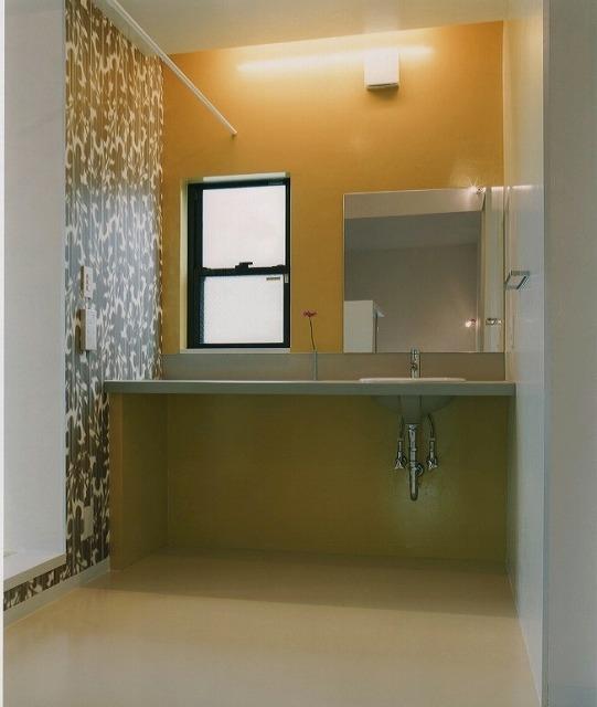 溝の口リノベーションの部屋 洗面所
