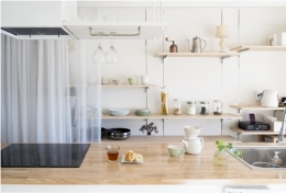 NEZU FLAT (キッチン)