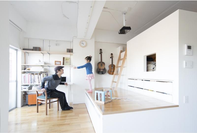 建築家:kurachiffon「NEZU FLAT」