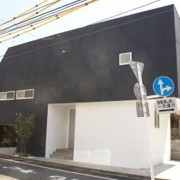 MI邸 (外観)