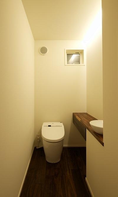 KN邸 (トイレ)