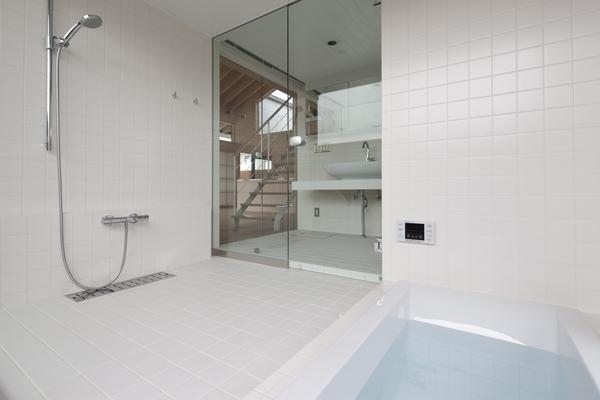 佐野の大屋根 (浴室(撮影:淺川敏))