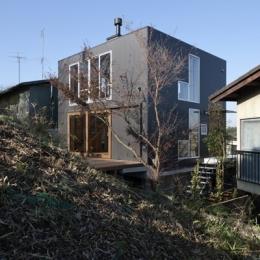 上麻生の家 (外観1(撮影:淺川敏))
