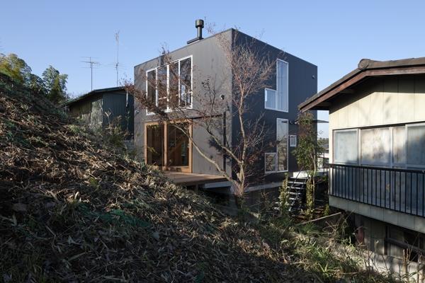 上麻生の家の写真 外観1(撮影:淺川敏)