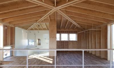 上麻生の家 (2階-1(撮影:淺川敏))