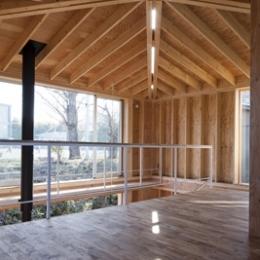 上麻生の家 (2階-2(撮影:淺川敏))