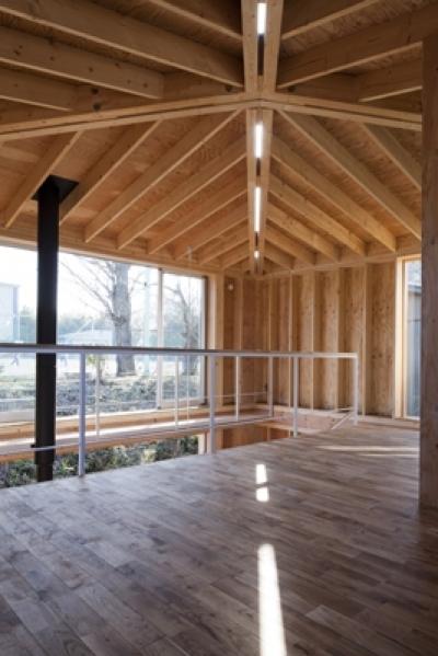 2階-2(撮影:淺川敏) (上麻生の家)