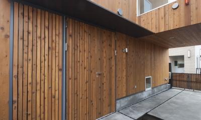 武蔵境の家