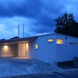 Lakeside-house (外観)