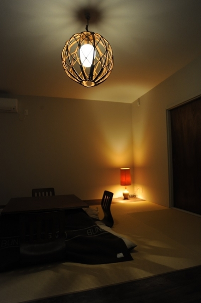 南葉山プロジェクト (寝室)
