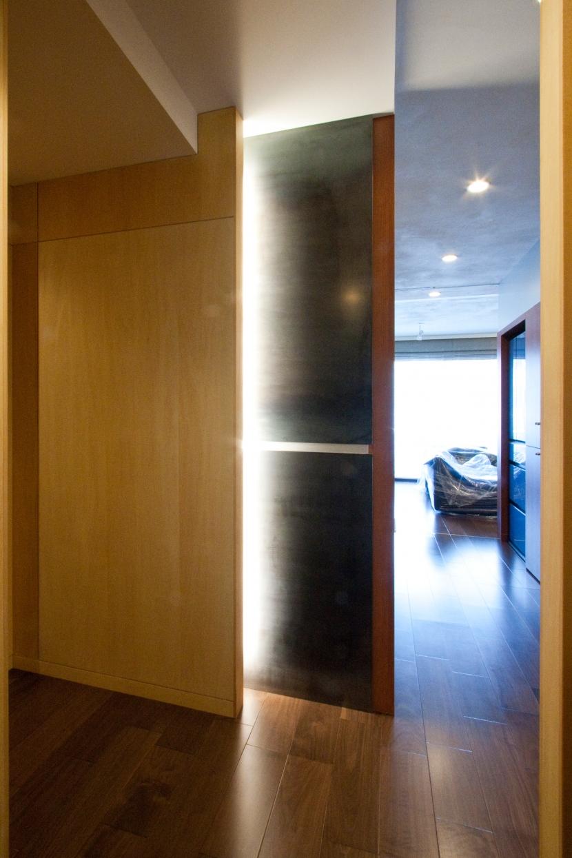 こだわりの自分空間の写真 玄関