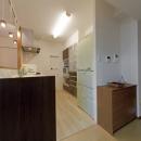 ハコリノベの住宅事例「ルームシアターのある暮らし」