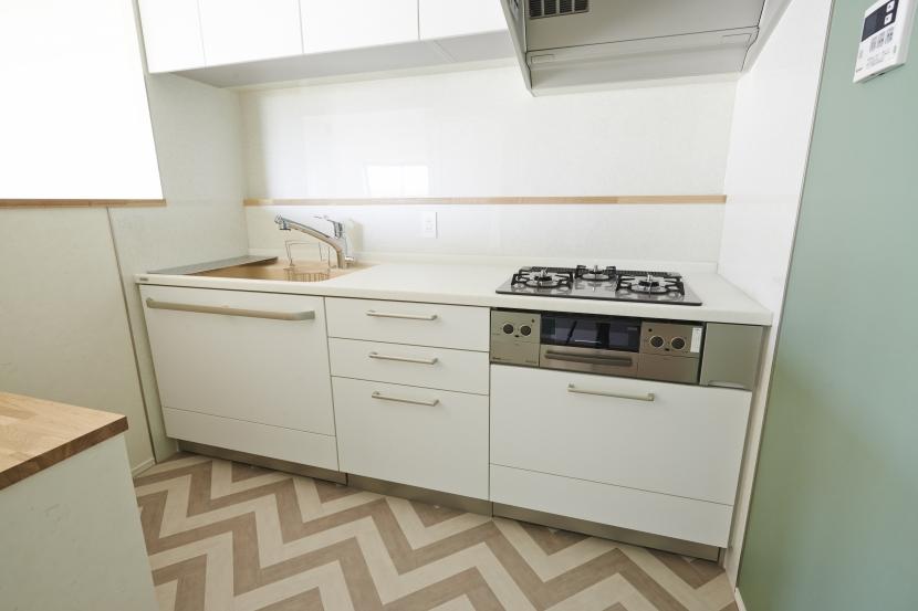 OHANAの写真 キッチン