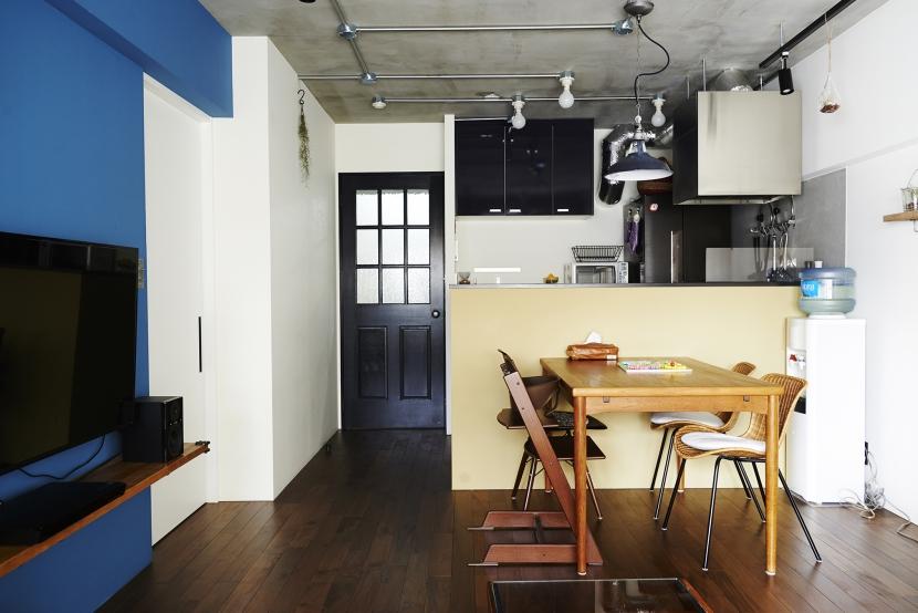 sessionの部屋 キッチン