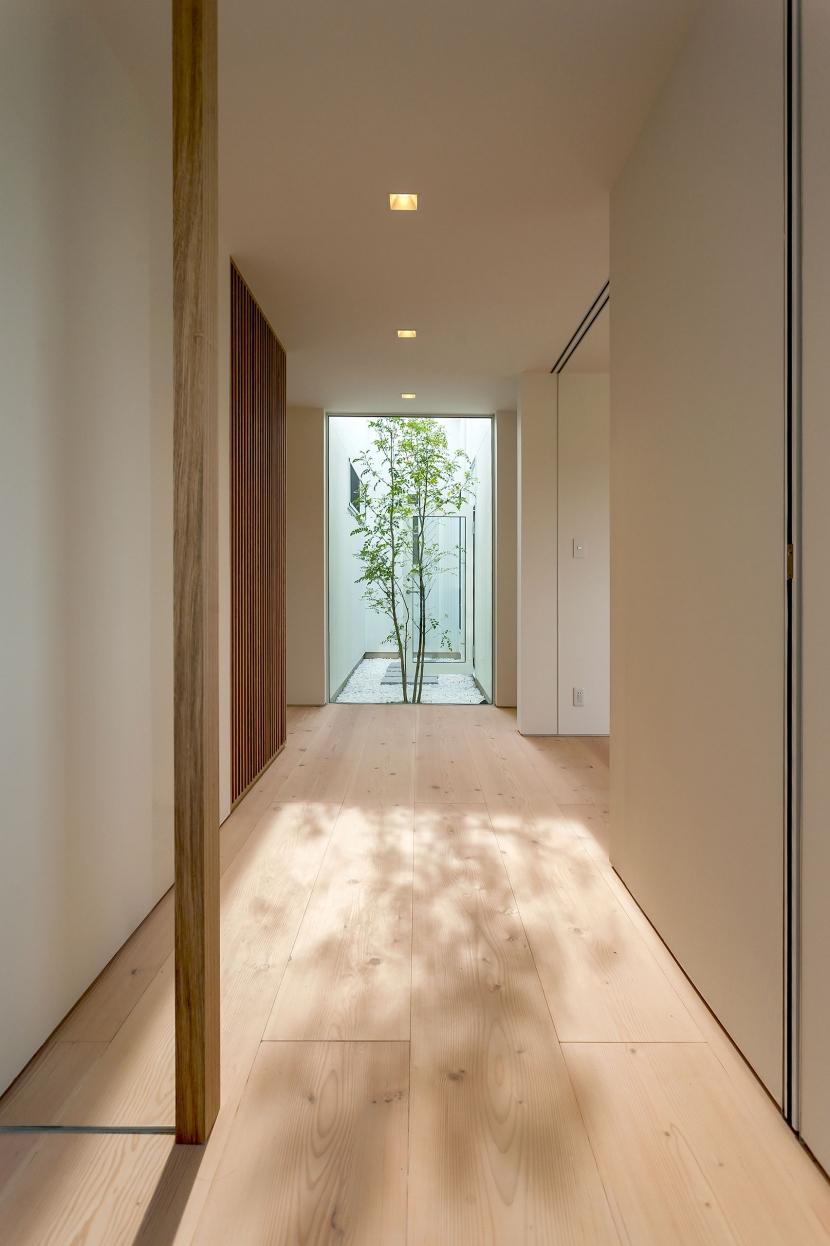 飯塚の住宅の写真 玄関ホール