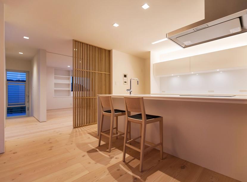 飯塚の住宅 (キッチン)