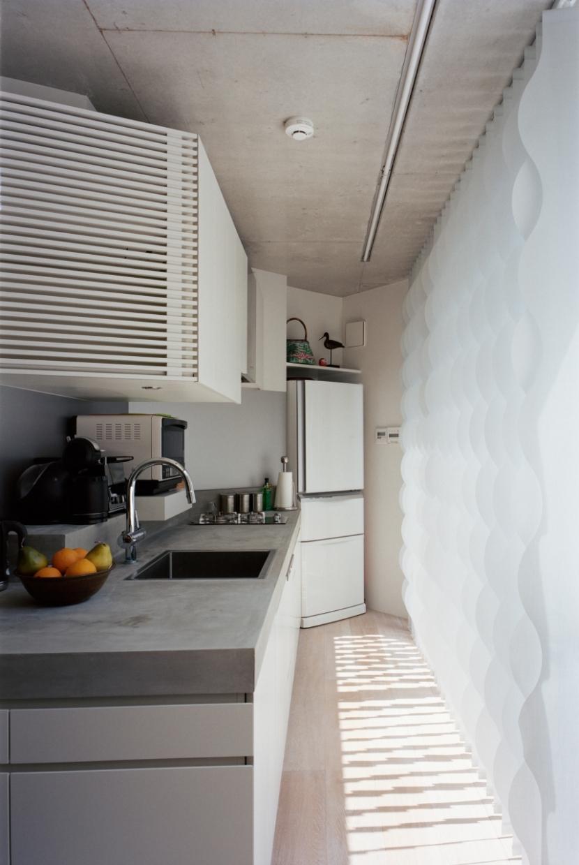 TN-house (キッチン)