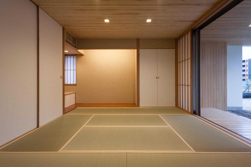伊都の住宅の部屋 和室