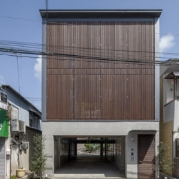 上大岡の家 (外観2(撮影:淺川敏))