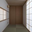 上大岡の家の写真 和室(撮影:淺川敏)