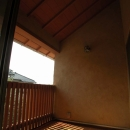 踏み天井の家の写真 インナーバルコニー