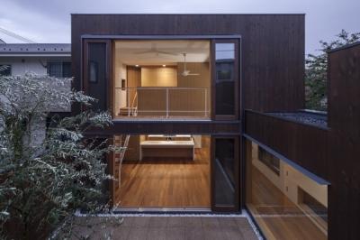 狛江の家 (外観2(撮影:淺川敏))