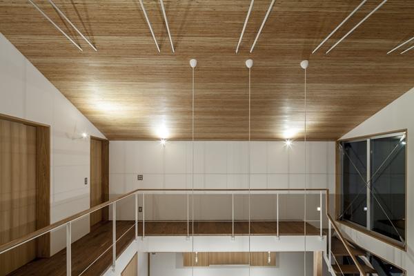 松原の切妻の部屋 2階-2(撮影:淺川敏)
