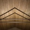 天井(撮影:淺川敏)